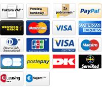 Formy Płatności lokalizatorgps.com